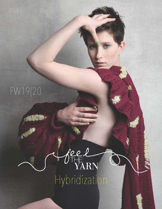 feel the yarn hybridization ai19 20 copertina